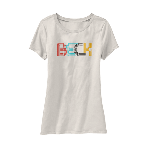 Line Name Women's Tee - Beck