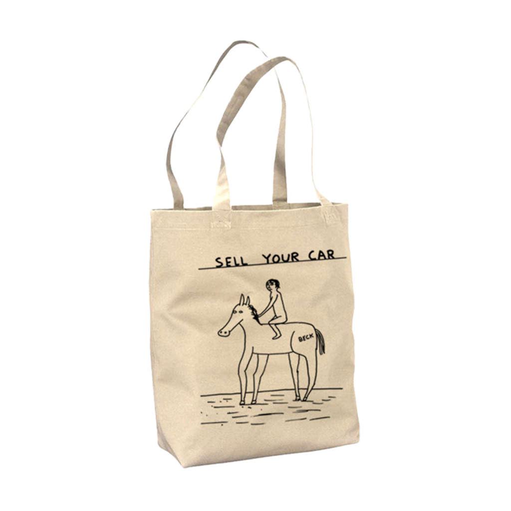Sell Your Car Tote - Beck