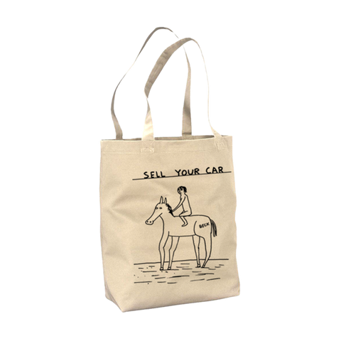 Sell Your Car Tote-BECK