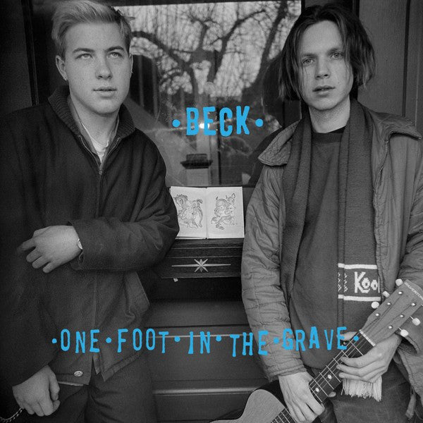 One Foot In The Grave CD-BECK