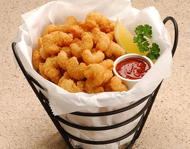 Breaded Popcorn Style Shrimp, 3 Pound -- 4 per case - foodgles-supermarkets