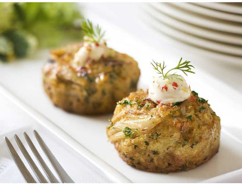 Chesapeake Crab Cake, 2 ounce -- 24 per case - foodgles-supermarkets