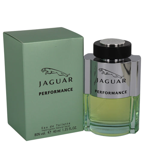 Jaguar Performance by Jaguar Eau De Toilette Spray 1.4 oz for Men - foodgles-supermarkets