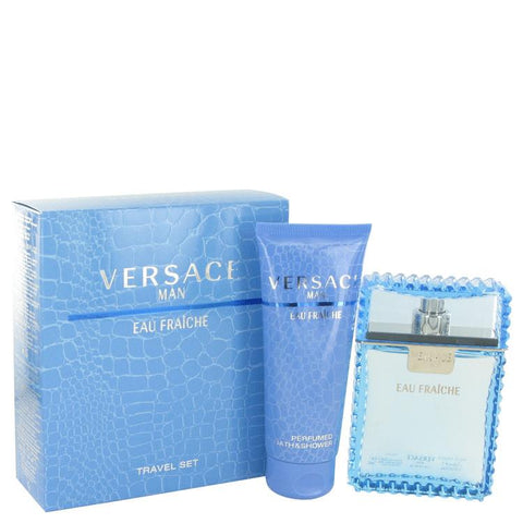 Versace Man by Versace Gift Set -- for Men - foodgles-supermarkets