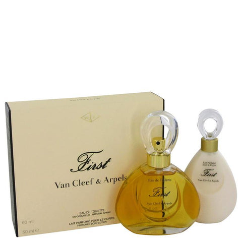 FIRST by Van Cleef & Arpels Gift Set -- for Women - foodgles-supermarkets