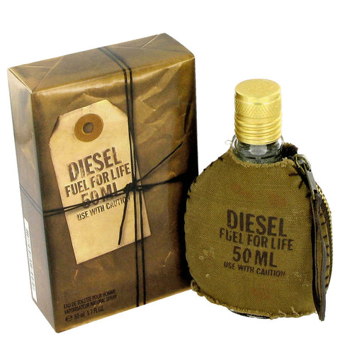 Fuel For Life by Diesel Eau De Toilette Spray 1 oz for Men - foodgles-supermarkets