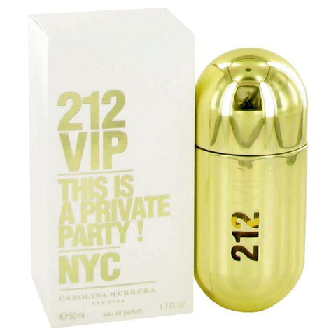 212 Vip by Carolina Herrera Eau De Parfum Spray 1.7 oz for Women