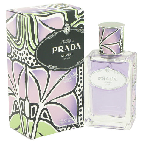 Prada Infusion De Tubereuse by Prada Eau De Parfum Spray 1.7 oz for Women - foodgles-supermarkets