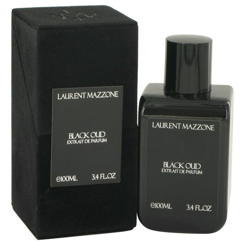 Black Oud by Laurent Mazzone Extrait De Parfum Spray 3.4 oz for Women - foodgles-supermarkets