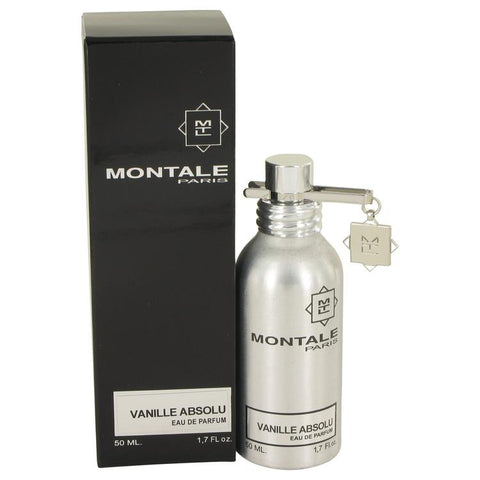 Montale Vanille Absolu by Montale Eau De Parfum Spray (Unisex) 1.7 oz for Women - foodgles-supermarkets