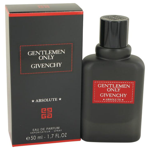 Gentlemen Only Absolute by Givenchy Eau De Parfum Spray 1.7 oz for Men - foodgles-supermarkets