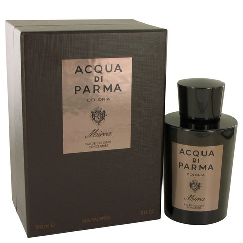 Acqua Di Parma Colonia Mirra by Acqua Di Parma Eau De Cologne Concentree Spray 6 oz for Women