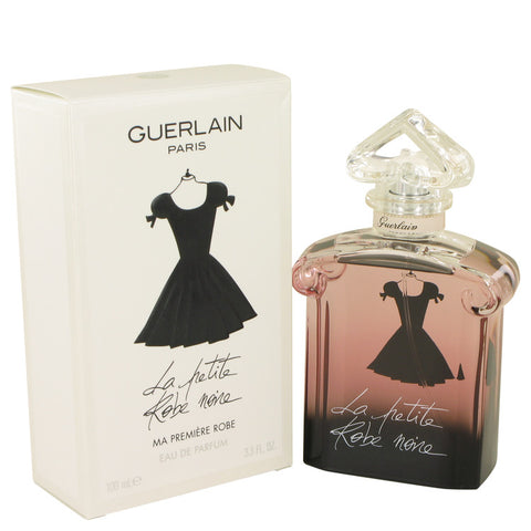 La Petite Robe Noire Ma Premiere Robe by Guerlain Eau De Parfum Spray 3.4 oz for Women - foodgles-supermarkets
