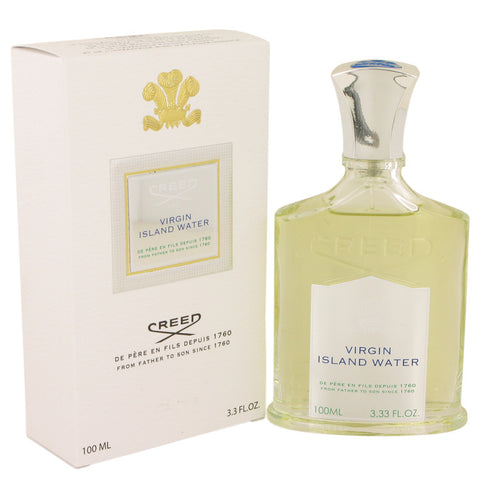 Virgin Island Water by Creed Millesime Spray (Unisex) 3.4 oz for Men - foodgles-supermarkets