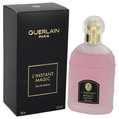 L'instant Magic by Guerlain Eau De Parfum Spray 3.3 oz for Women - foodgles-supermarkets