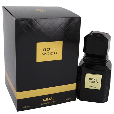 Ajmal Rose Wood by Ajmal Eau De Parfum Spray 3.4 oz for Women - foodgles-supermarkets