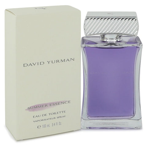 David Yurman Summer Essence by David Yurman Eau De Toilette Spray 3.4 oz for Women - foodgles-supermarkets