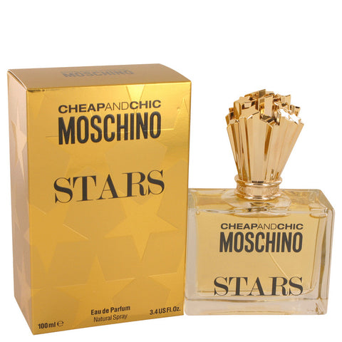 Moschino Stars by Moschino Eau De Parfum Spray 1.7 oz for Women - foodgles-supermarkets