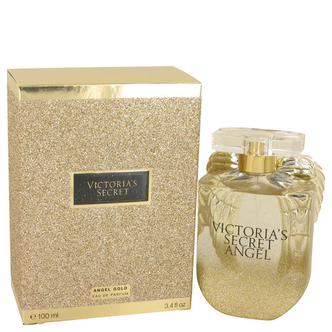 Victoria's Secret Angel Gold by Victoria's Secret Eau De Parfum Spray 1.7 oz for Women - foodgles-supermarkets