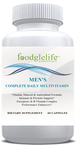 Foodglelife Men's Complete Daily Multivitamin