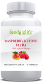 Foodglelife Raspberry Ketone Ultra - foodgles-supermarkets