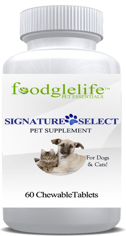 Foodglelife Signature Select Pet Supplement - foodgles-supermarkets