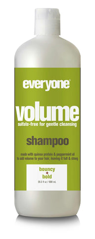 Eo Products: Everyone Hair Volume Sulfate Free Shampoo, 20.3 Oz - foodgles-supermarkets