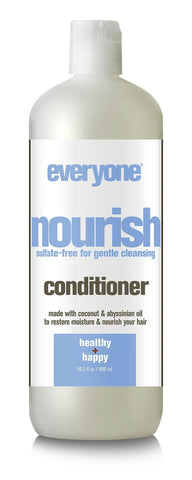 Eo Products:  Everyone Hair Nourish Sulfate Free Conditioner, 20.3 Oz - foodgles-supermarkets