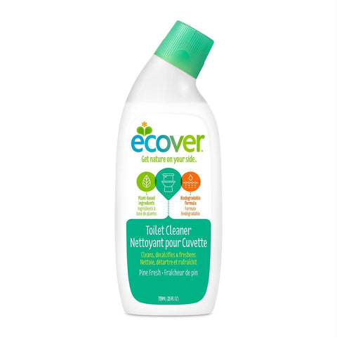 Ecover: Toilet Bowl Cleaner Pine Fresh, 25 Oz - foodgles-supermarkets