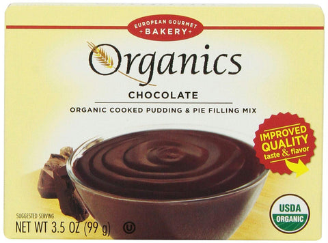 European Gourmet Bakery: Cooked Pudding And Pie Filling Mix Chocolate, 3.5 Oz - foodgles-supermarkets