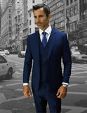 Luxury Italian 3 Piece Slim Fit Suits - foodgles-supermarkets