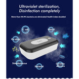 Wireless Mobile Phone Fast Charging Sterilizing Box - foodgles-supermarkets
