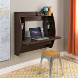 Wall-Mounted Modern Computer Desk - foodgles-supermarkets