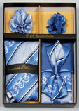 Daniel Ellissa Men's Neck Tie/Bow Tie/Lapel Pin  Sets - foodgles-supermarkets