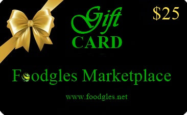 Foodgles Gift Card - foodgles-supermarkets