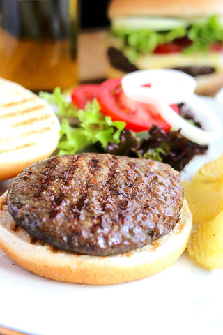 Thick N Juicy Black Angus 3-1 Beef Hamburger Patties - foodgles-supermarkets
