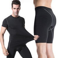 Men's  Breathable Compression Training Set - foodgles-supermarkets