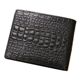 Crocodile Genuine Leather Wallet - foodgles-supermarkets