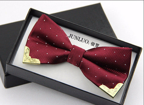 Men's Fashion Bow Ties - Martin-Klacko Men's Collection - foodgles-supermarkets