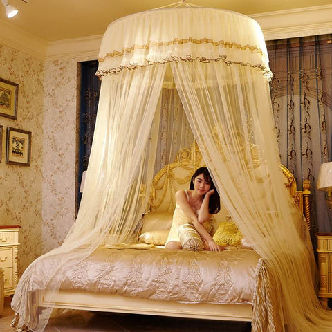 Luxury Princess Bed Canopy - foodgles-supermarkets