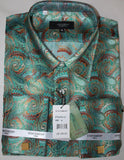 Men's Luxury Crafted Italian Made Dress Shirt - foodgles-supermarkets