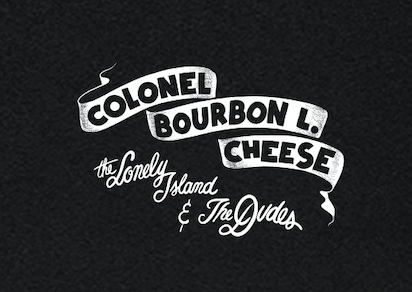 Colonel Bourbon Black Unisex Tee
