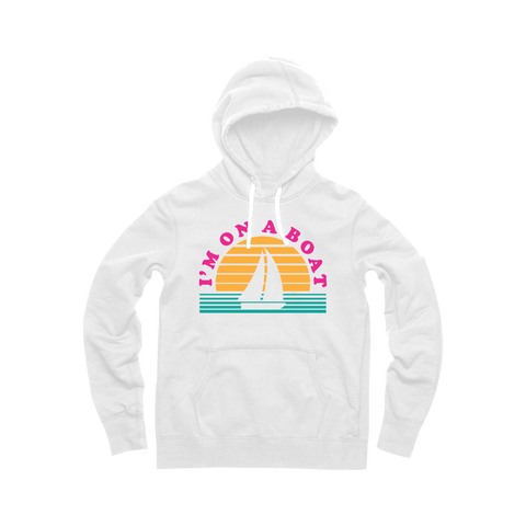 Take A Picture Pullover Hoodie - The Lonely Island