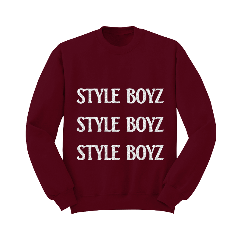 Style Boyz Crewneck - The Lonely Island