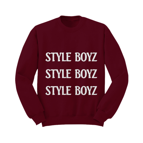 Style Boyz Crewneck-The Lonely Island Store