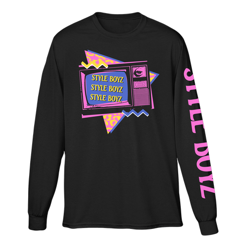 Style Boyz TV Long Sleeve-The Lonely Island Store
