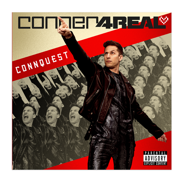 Popstar Vinyl - Connquest-The Lonely Island Store