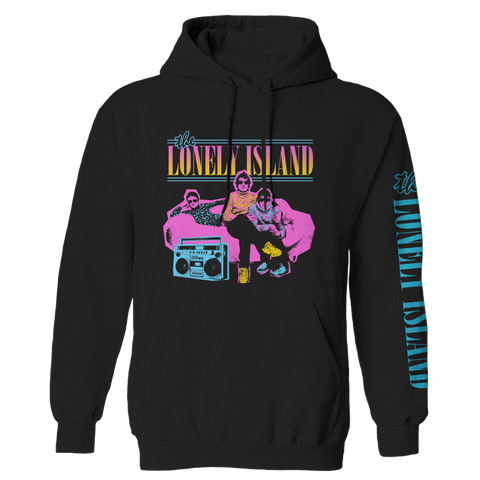 Boom Box Hoodie-The Lonely Island Store