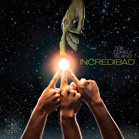 Incredibad CD/DVD