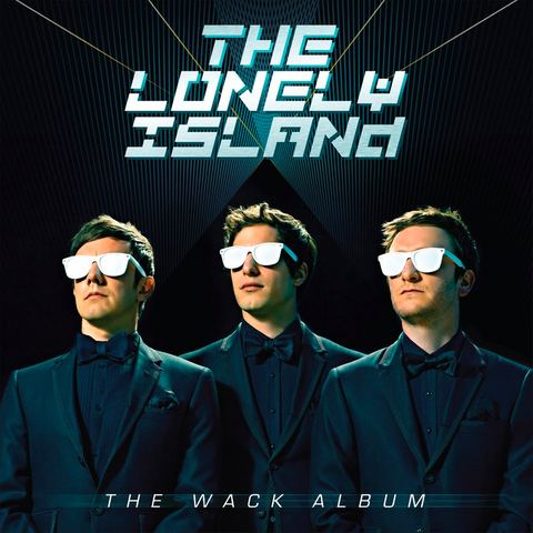The Wack Album CD/DVD-The Lonely Island Store
